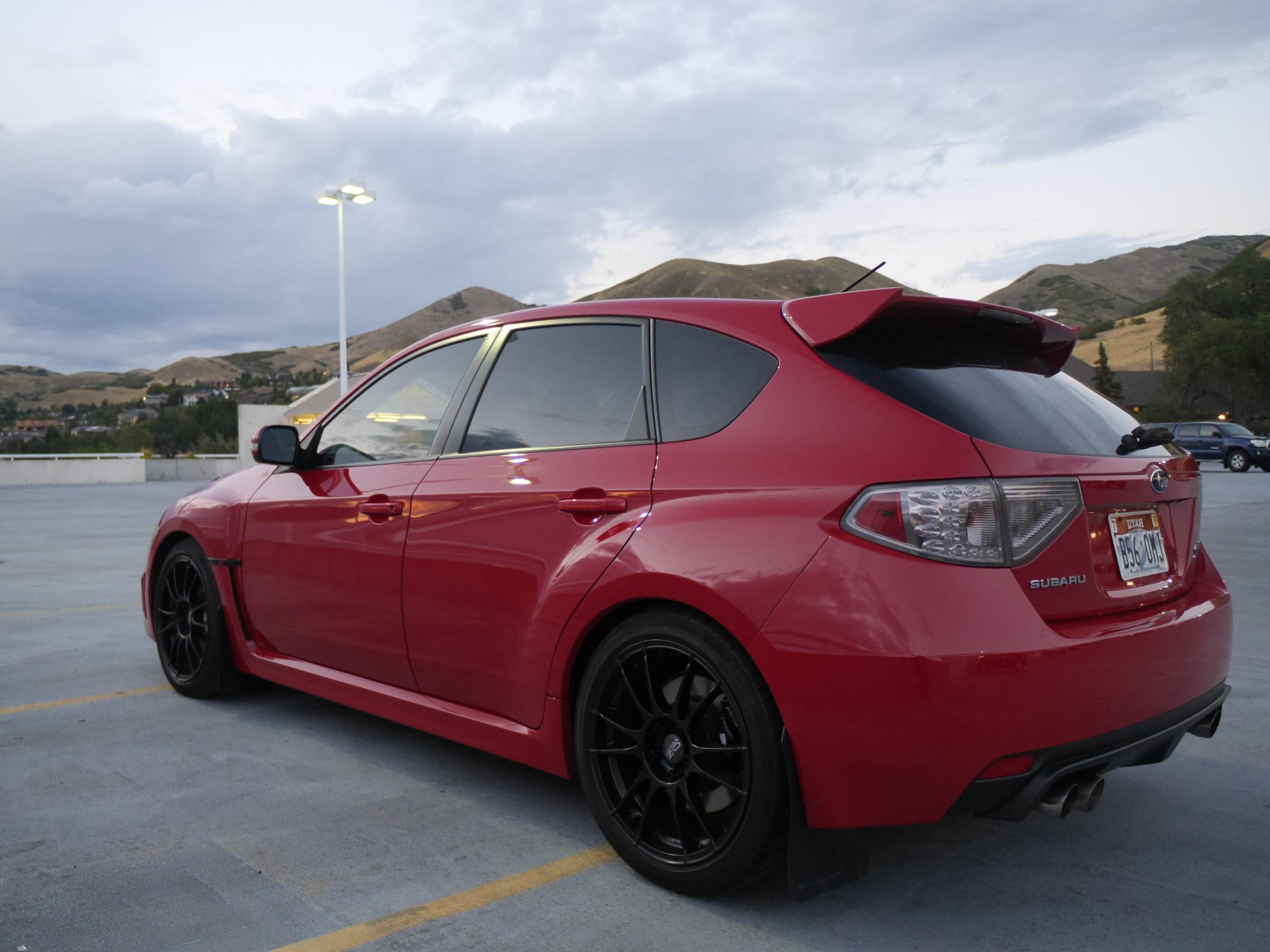 Subaru STI Subaru Blog Journal