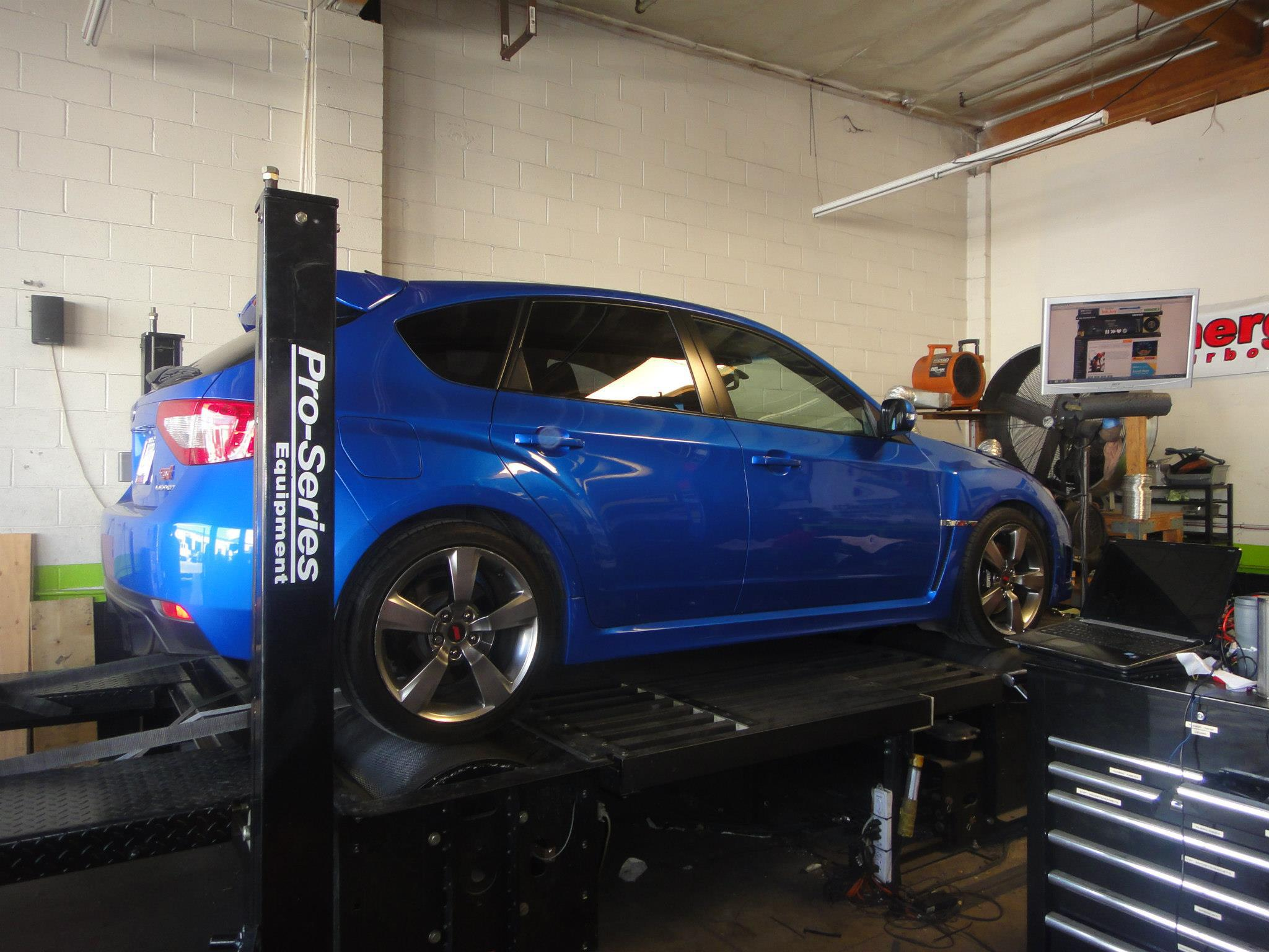 2008 Subaru STi - Garage queen - 16k-1-jpg