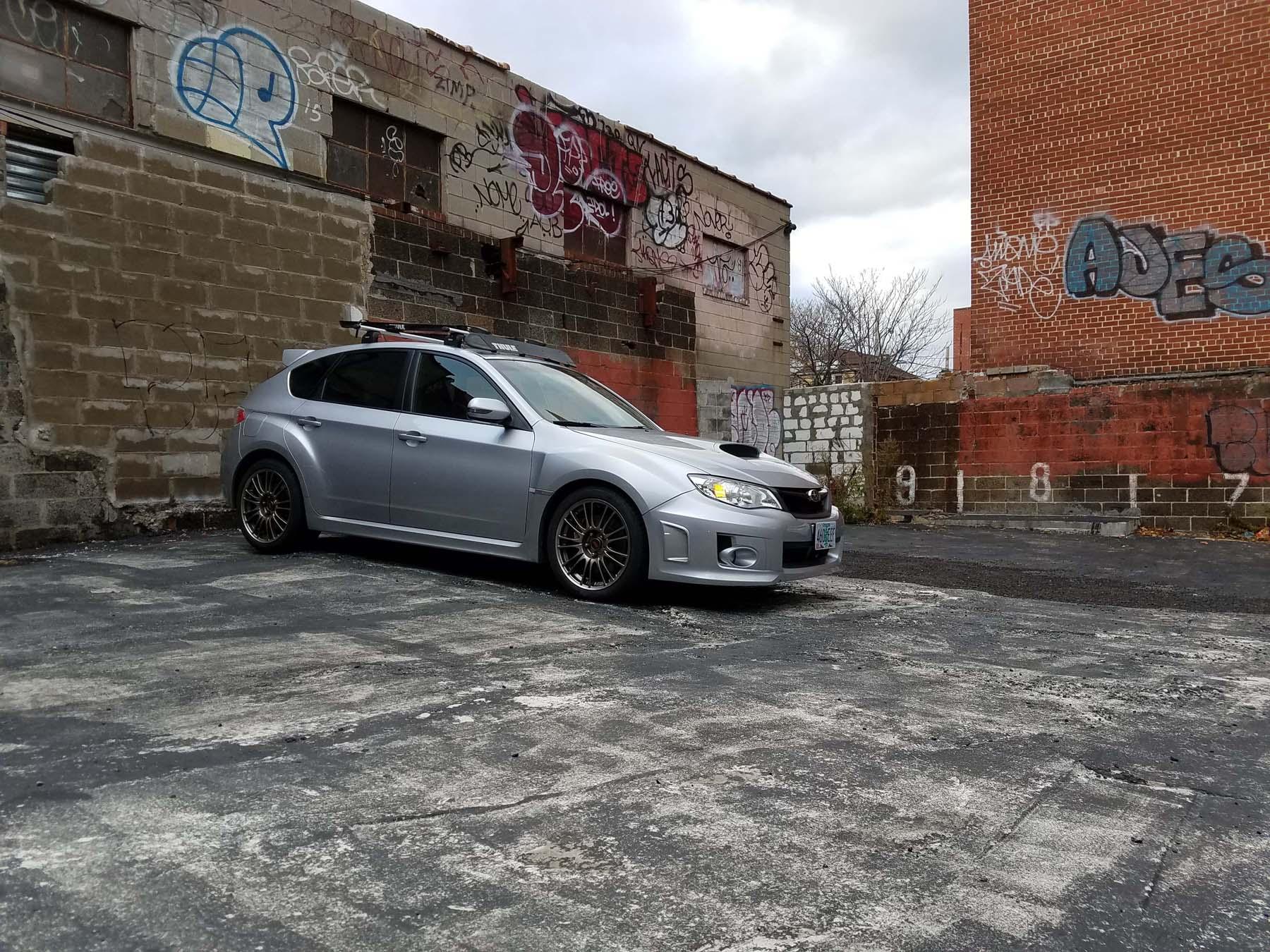 2012 STI Hatchback - Ice Silver Metallic - Queens/Nassau-2-jpg