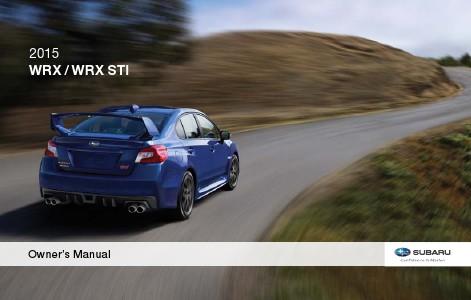 2015 Subaru WRX STI Owner's Manual!-4417105-jpg