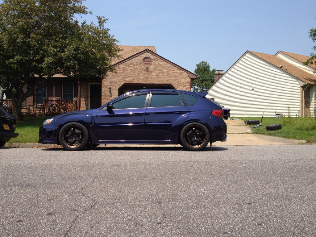 Rob's 2012 Plasma Blue Pearl - Wheels finally installed! What to do next?-79149035-jpg