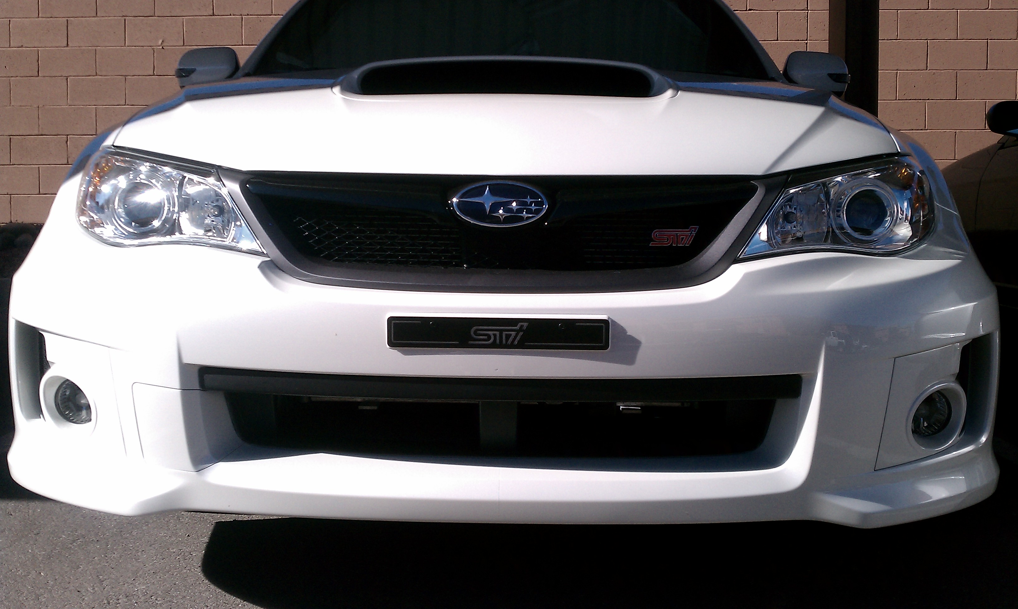 2012 Subaru STi, 41,xxx miles, Garage Baby, One Owner, Asking .9k-front-jpg