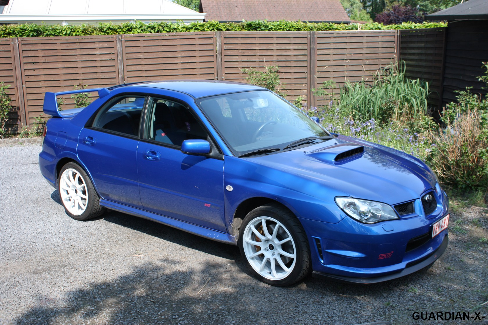Guardian-X-'s 06' STi Still in the shed though not parted way's yet-gforce1-jpg