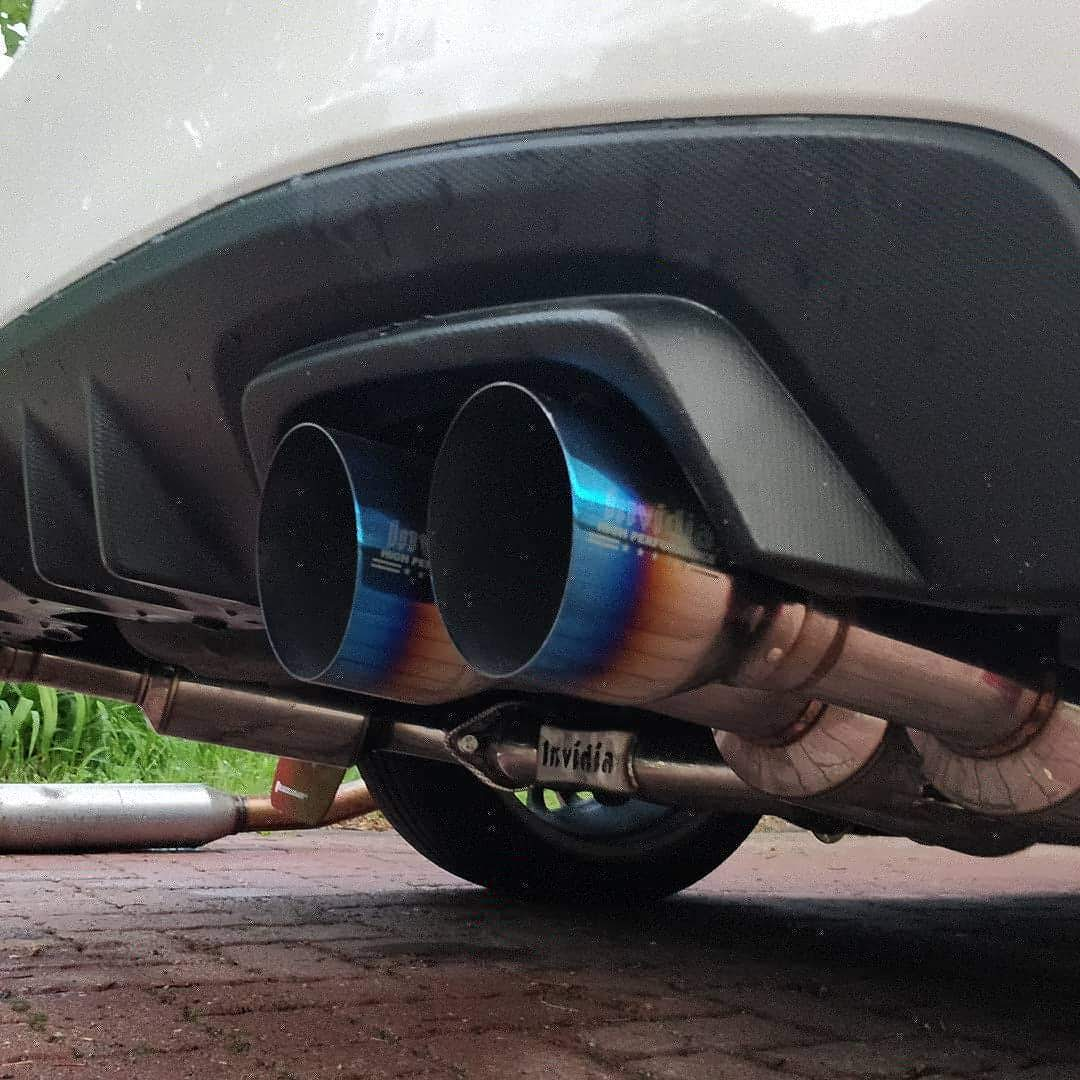 Exhaust Invidia R400 Burnt Tips-img_20190705_222307_654-jpg