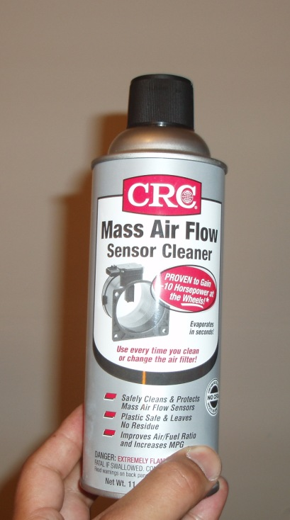 Mass Air Flow (MAF) Sensor Cleaning-p8110008-jpg