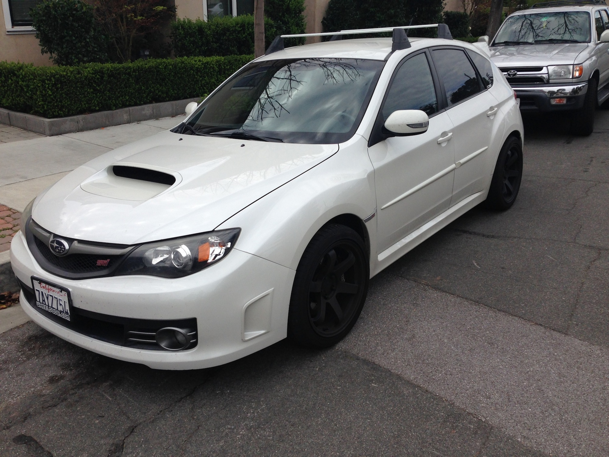 Subaru STI Subaru Blog Journal
