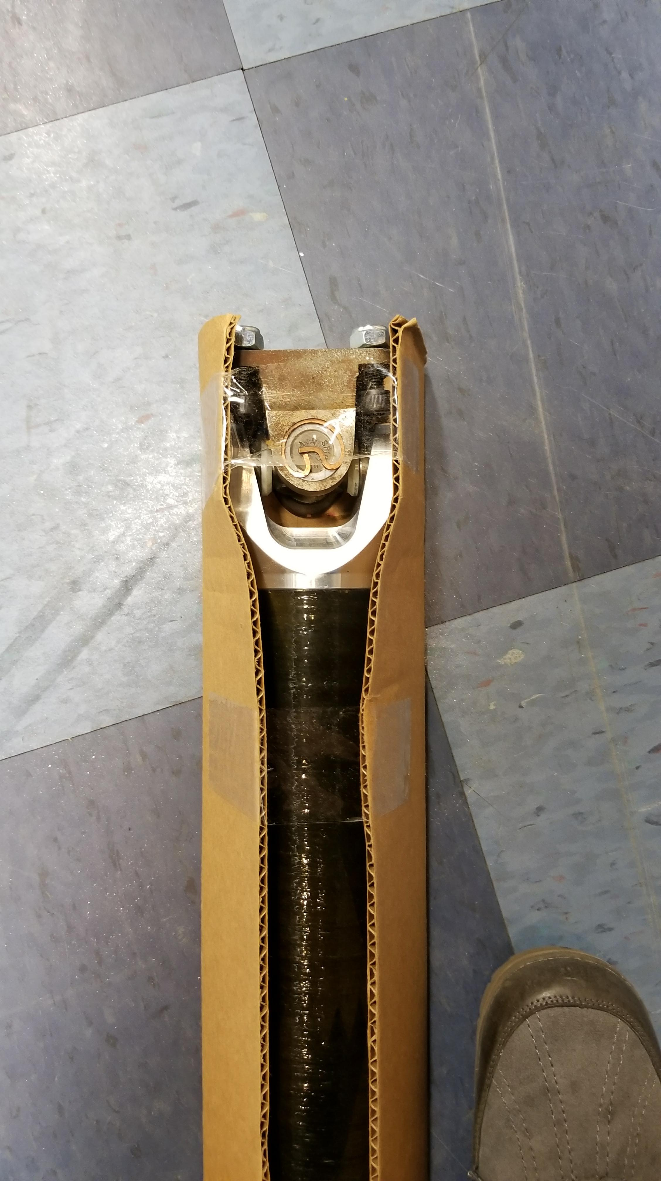 Brand new Driveshaft Shop carbon fiber driveshaft-received_4214787765210_1514495156632-jpeg