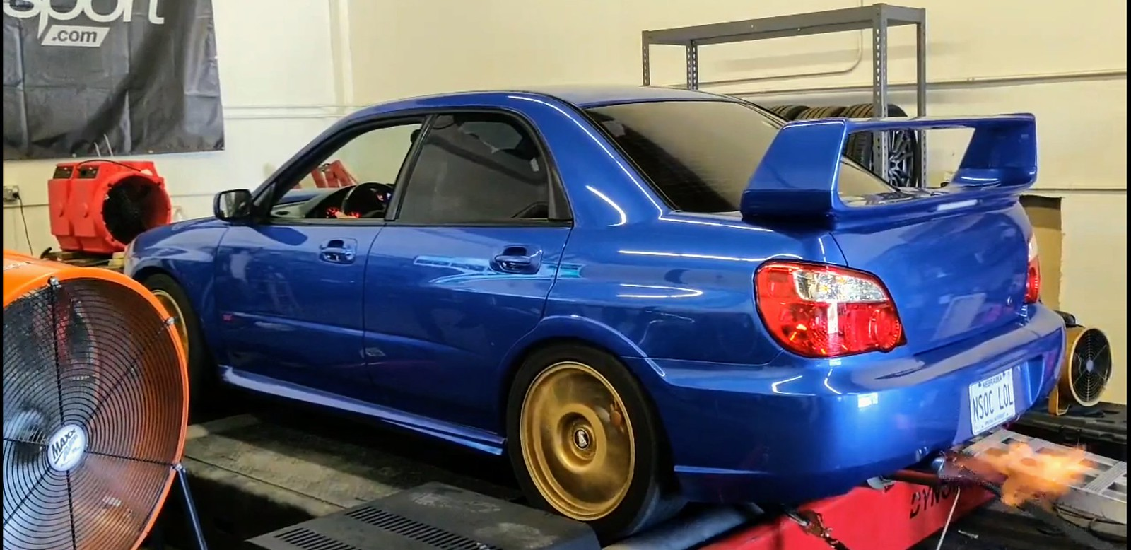 yamahaSHO's Street Car - Officially For Sale!-sti-dyno-flames-jpg