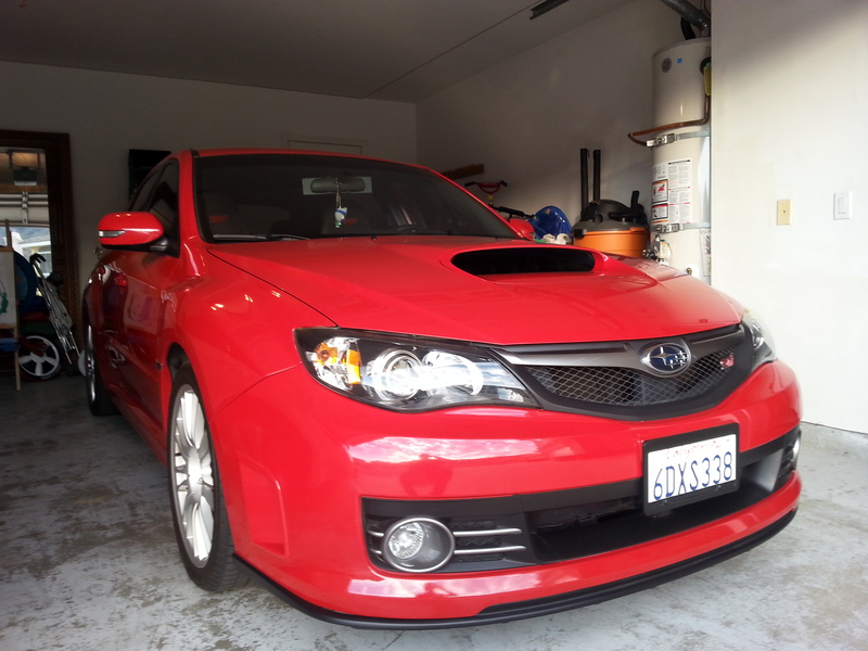 2008 STi Limited Hatchback - Lightning Red-sti-front-jpg