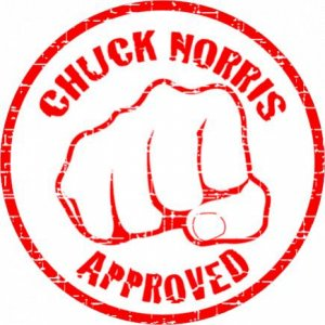 ChuckNorrisApproved